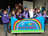 Foto rainbow warriors